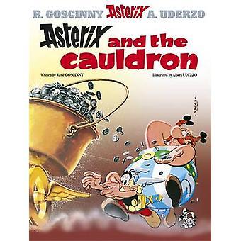 Asterix and the Cauldron - Album 13 by Rene Goscinny - Albert Uderzo -