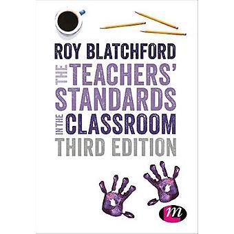Estándares de los profesores en el aula por Roy Blatchford - 97815264