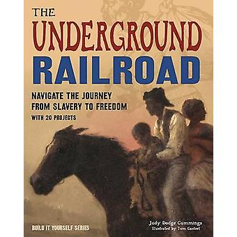 The Underground Railroad - Navigate the Journey from Slavery to Freedo