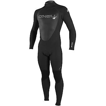 ONeill Black-Black-Black Epic 4-3mm Long Sleeved Wetsuit