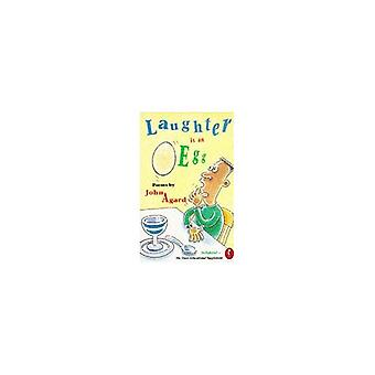 Laughter Is an Egg (Puffin Books) [Illustrated]