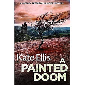 A Painted Doom: Number 6 in�series (Wesley Peterson)