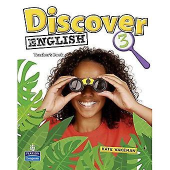 Discover English Global 3 Teacher's Book: 3