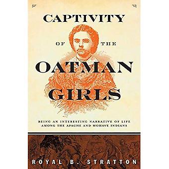 Cattività delle ragazze Oatman: essendo un racconto interessante della vita tra gli Apache e gli indiani Mohave