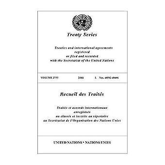 Fördragssamling 2755