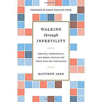 Andar pela infertilidade: bíblico, teológico e Moral conselhos para aqueles que estão lutando