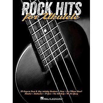 Rock Hits for Ukulele