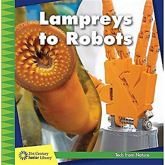 Lamprede ai robot (Biblioteca Junior del XXI secolo: Tech dalla natura)