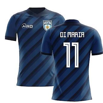 63efdf51a 2018-2019 Argentina Away Concept Football Shirt (Di Maria 11)