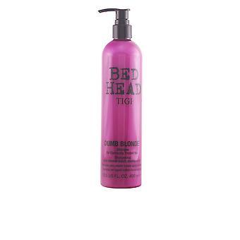 BED HEAD tyhmä blondi shampoo vaurioituneille hiuksille