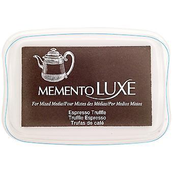 Memento Luxe Ink Pad-Espresso Truffle
