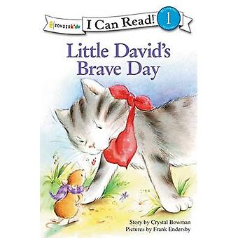 Little David's Brave Day by Crystal Bowman - Frank Endersly - 9780310