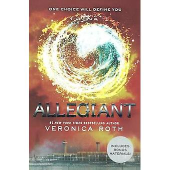 Allegiant by Veronica Roth - 9780606381413 Book