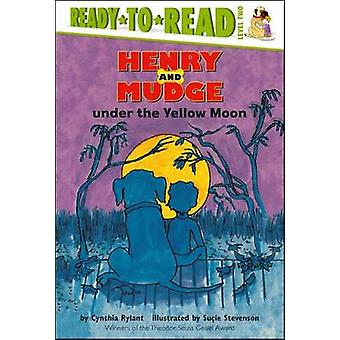 Henry and Mudge Under the Yellow Moon by Cynthia Rylant - Sucie Steve