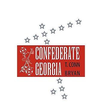 Confederada Georgia por T. Conn Bryan-9780820334998 Book