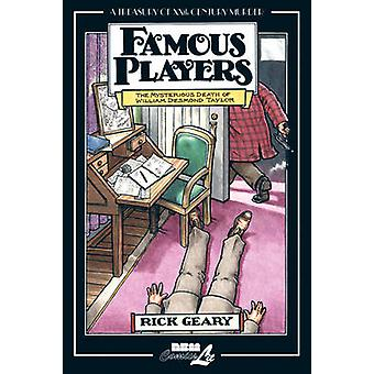Famous Players - The Mysterious Death of William Desmond Taylor by Ric