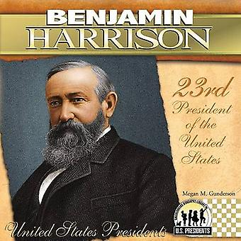 Benjamin Harrison - 23rd President of the United States by Megan M Gun