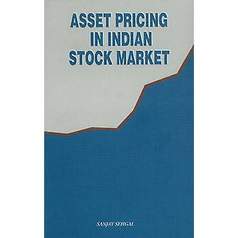 Asset Pricing in Indian Stock Market by Sanjay Sehgal - 9788177080797