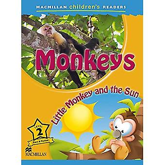 Macmillan Children's Readers Level 2: Monkeys