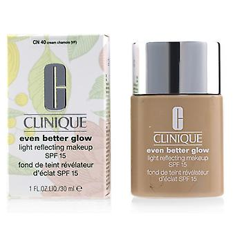 Clinique Even Better Glow Light Reflecting Makeup SPF 15 - # CN 40 Cream Chamois 30ml/1oz