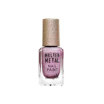 Barry M Molten Metal Nail Paint - Holographic Rocket