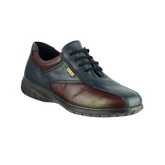 Cotswold Collection Salford Leather Lace Up Shoes - Various Colours