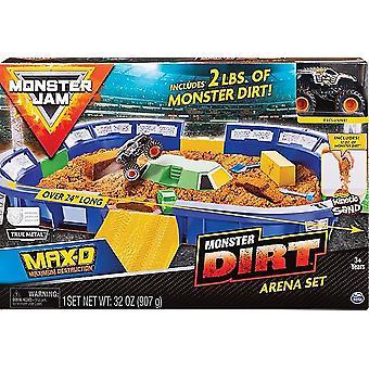 Monster Jam Monster Dirt Arena Playset