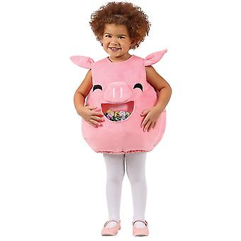 Piggy Candy Toddlers Costume
