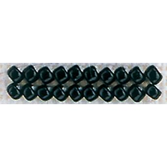 Mill Hill Glass Seed Beads Economy Pack 9.08 Grams Pkg Black Gbec 22014