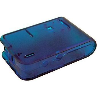 Raspberry Pi® enclosure Blue 1593HAMPITBU Raspberry Pi®