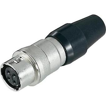 Hirose Electronic HR10A-7J-4S(73) Cable Connector Nominal current (details): 2 A