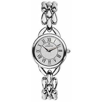Michel Herbelin Womans Waterfall Stainless Steel 17475/B08 Watch