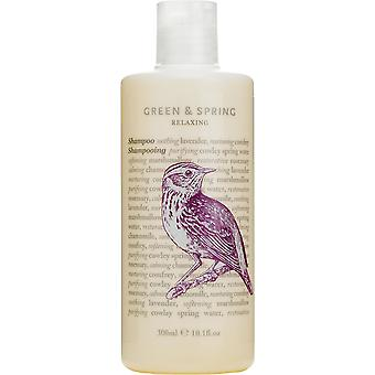 Green & Spring Relaxing Shampoo