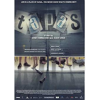Tapas Movie Poster (11 x 17)