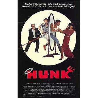 Hunk film plakat (11 x 17)