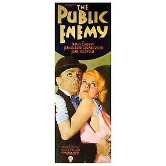 The Public Enemy Movie Poster (11 x 17)