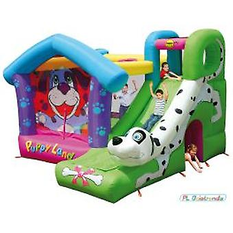 Pl Ociotrends Inflatable Puppyland (Kids , Toys , Outdoors , Garden , Inflatable castles)