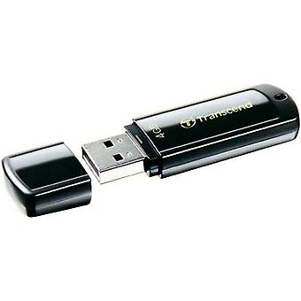 USB stick 4 GB Transcend JetFlash® 350 Black TS4GJF350 USB 2.0