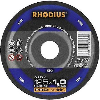 cutting blade XT67 Rhodius 205599 Diameter 115 mm