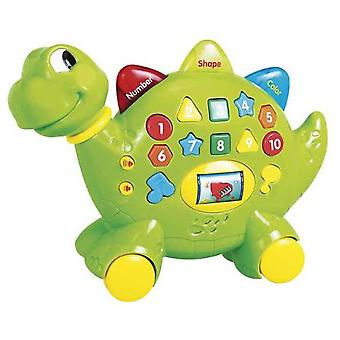 Tachan My Dinosaur Learning (Babies , Toys , Skill Development , Numbers And Letters)