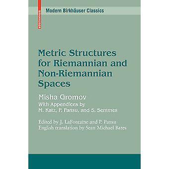 Estruturas métricas Riemanniana e espaços NonRiemannian LaFontaine & Jacques