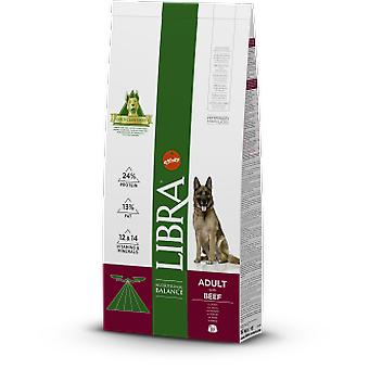 Libra Dog Adult Beef (Dogs , Dog Food , Dry Food)