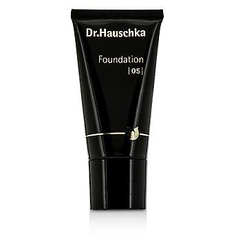 Fondation Dr Hauschka - #05 (muscade) 30ml / 1oz