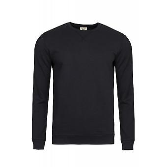 Lee Crew Sweatshirt sweater men's sweater round neck black