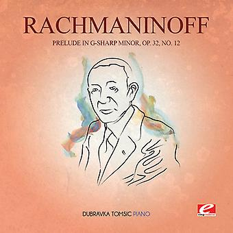 Rachmaninoff - Prelude in G-Sharp Min 32 Op 2 USA import