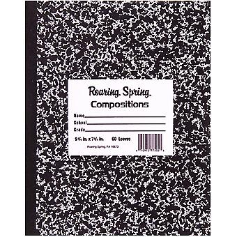 Marble Composition Notebook 10
