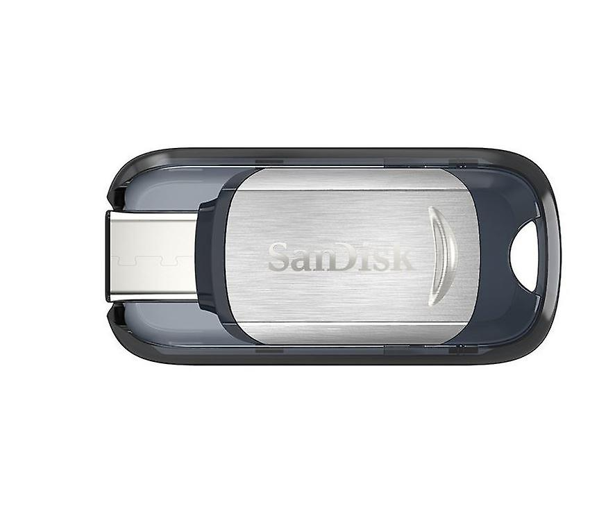 SanDisk 16GB Ultra Type C USB 3.0 Flash Drive - Free Up Space On Your Phone. - SDCZ450-016G-G46