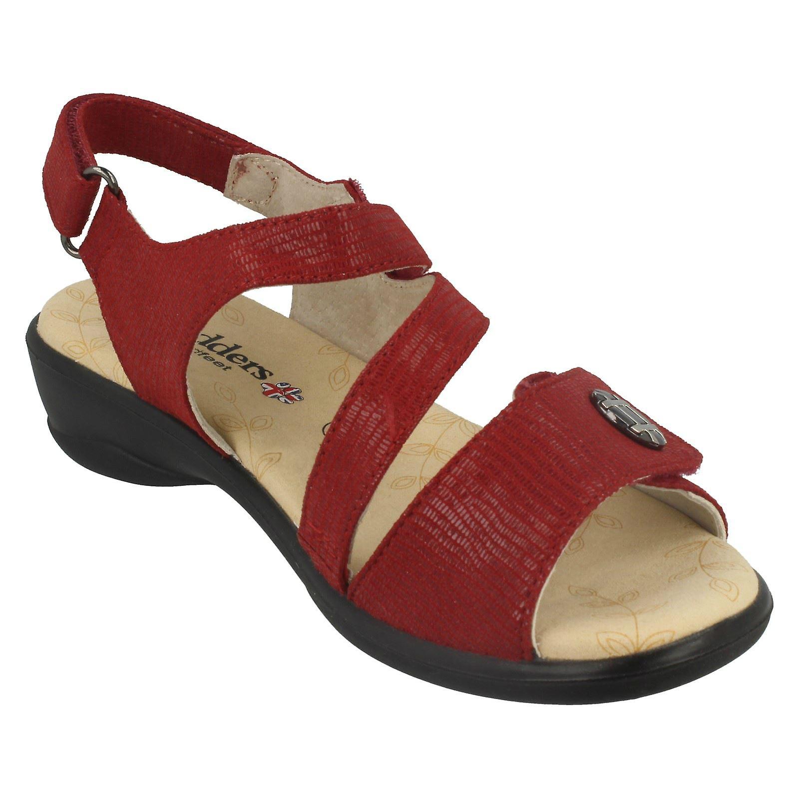 Sandals Ladies Ladies Padders Strappy Vienna Padders F6waq