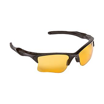 New SEEK Replacement Lenses for Oakley HALF JACKET 2.0 XL HI Yellow Brown