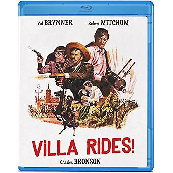 Villa Rider [Blu-ray] USA import